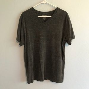 Other - Grey V-Neck Tee